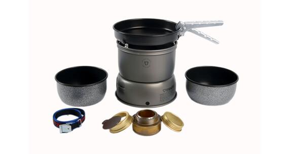 Set de hornillo Trangia 27-5 antiadherente de aluminio anodizado